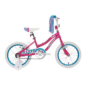 Nakamura Dream 16 Kids' Bike 2018 - Pink