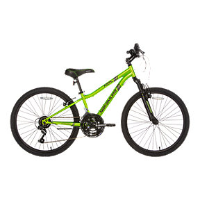 Nakamura Agyl 24 Junior Mountain Bike 2018 - Green