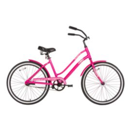 Capix Villena 24 Junior Girls' Cruiser Bike 2018 - Pink
