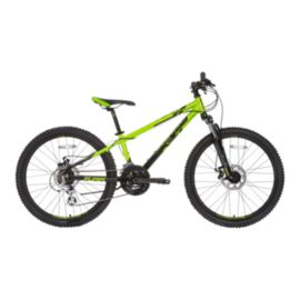Diadora Furia 24 Junior Mountain Bike 2018 - Green/Black