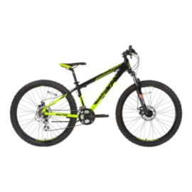 Diadora Meta 26 Junior Mountain Bike 2018 - Yellow/Black