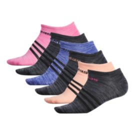adidas Women's Superlite No Show Sock 6 Pack