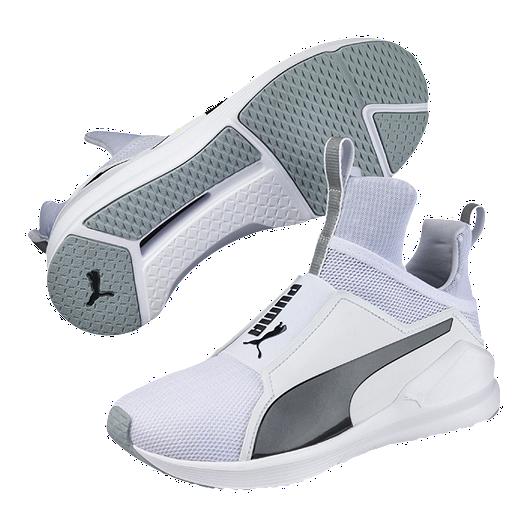 huge selection of 4ce5a b5e34 PUMA Women's Fierce Core Shoes - PUMA White/PUMA Black