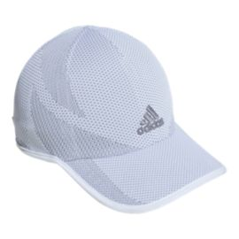 adidas Men's Superlight Prime Run Hat - White