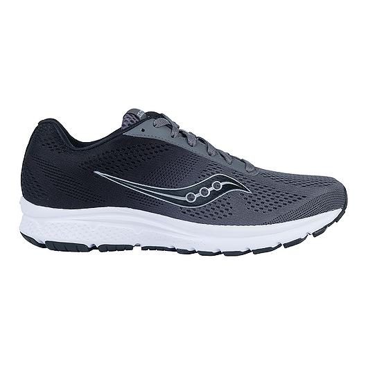 Centralize Recite phrase  Saucony Men's Grid Nova Running Shoes - Grey/Black   Sport Chek