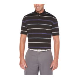 Callaway Men's Road Map Stripe Golf Polo