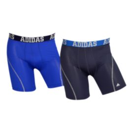 adidas Men's Sport Performance Climalite Boxer Brief - 2 Pack