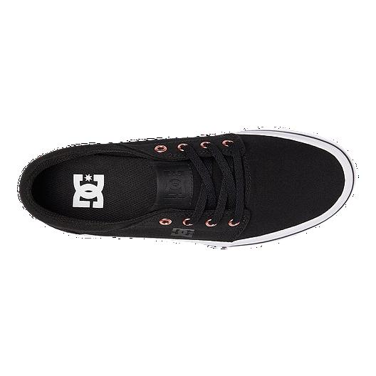 7e150be2ac DC Women's Trase Platform TX SE Skate Shoes - Black/Gold. (0). View  Description