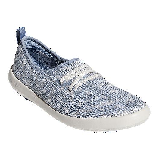 quality design e41c1 dea19 adidas Women's Terrex CC Boat Sleek Shoes - Blue/White