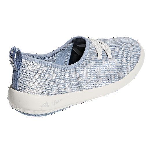 quality design c9746 6860b adidas Women's Terrex CC Boat Sleek Shoes - Blue/White