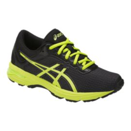 ASICS Kids' GT-1000 6 Grade School Running Shoes - Black