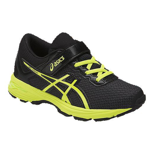 ASICS - Chaussures de course de à ASICS pied pour enfants - GT 1000 6 - Noir 0be2fa1 - newboost.website
