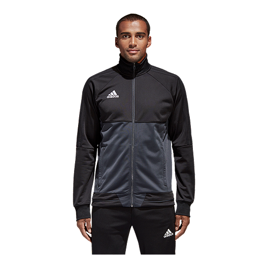 696eade25106 adidas Men s Tiro 17 Training Jacket - Black