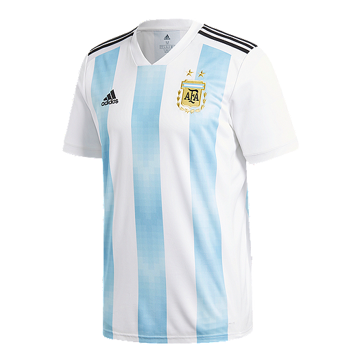 b6baad991fa adidas Men's Argentina 2018 Home Replica Soccer Jersey | Sport Chek