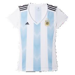adidas Argentina Women s 2018 Home Replica Soccer Jersey  e369aadb2b