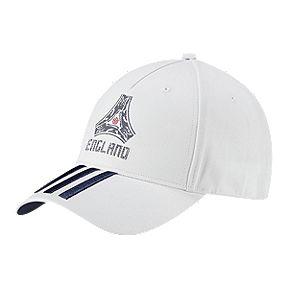 b900f73915841 adidas Men s England 3 Stripe Hat