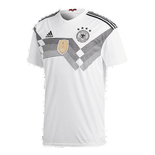 dfabbfeddf8 adidas Men's Germany 2018 Home Replica Soccer Jersey | Sport Chek