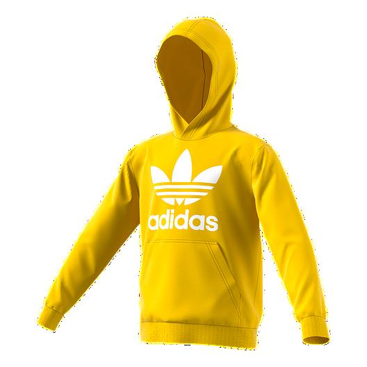 2357bd42a22b adidas Boys  Originals Trefoil Hoodie
