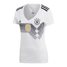 adidas Germany Women s 2018 Home Replica Soccer Jersey 64dcca5c4