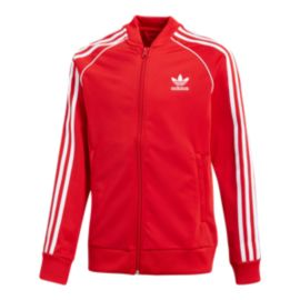 adidas Boys' Originals Superstar Jacket