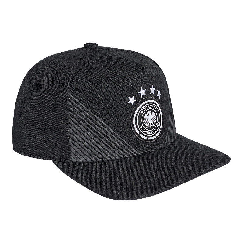 adidas Men s Germany Home Flat Brim Hat  b4acd123225