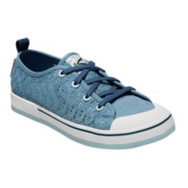 Keen Women's Elsa II Sneaker Shoes - Crochet Blue