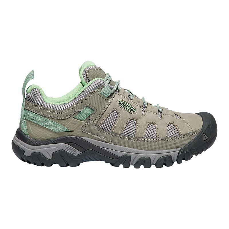da189b72131e Keen Women s Targhee Vent Hiking Shoes - Fumo Green (191190080696) photo