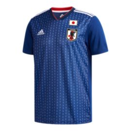 adidas Japan 2018 Home Soccer Jersey