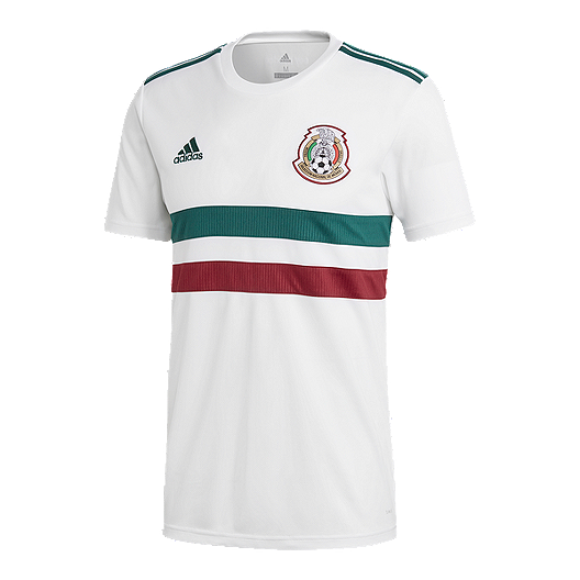 huge discount caf90 a8ae8 adidas Men's Mexico 2018 Away Replica Soccer Jersey   Sport Chek
