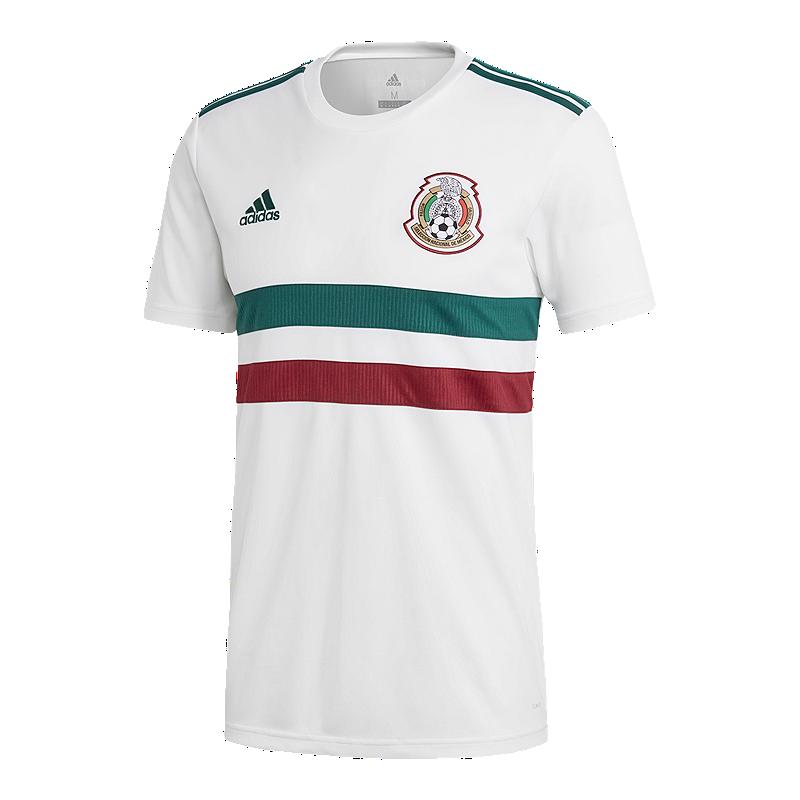 Permanentemente Ingenieria Aproximación  adidas Men's Mexico 2018 Away Replica Soccer Jersey   Sport Chek