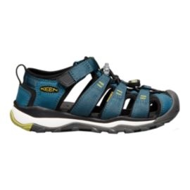 Keen Kids' Newport Neo Sandals - Blue/White/Green