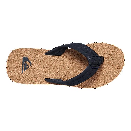 afccfc145ba Quiksilver Men s Carver Cork Sandals - Black Brown. (0). View Description
