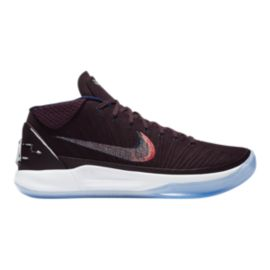 Nike Men's Kobe A.D. Basketball Shoes - Port Wine/Multi