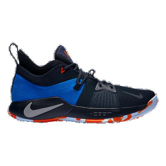597028c190cb Nike Men s PG 2 Basketball Shoes - Dark Obsidian Green