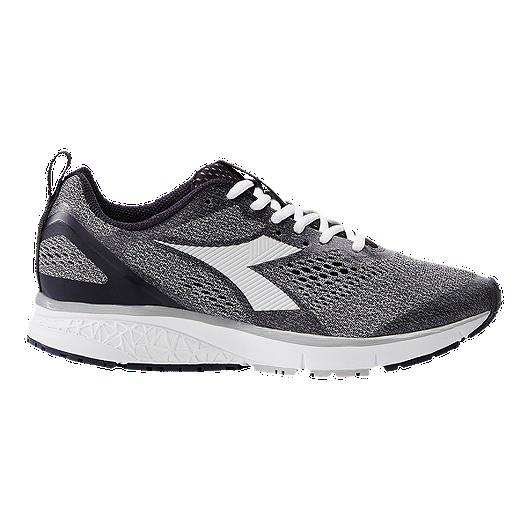 9999373c Diadora Women's Kuruka 2 Running Shoes - Grey/Violet/Black