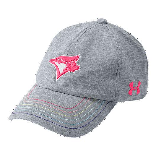 new arrival fd1e8 9a50f Toronto Blue Jays Under Armour Girls  Renegade Twist Hat   Sport Chek