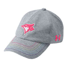 33e91aea9fb Toronto Blue Jays Under Armour Girls  Renegade Twist Hat