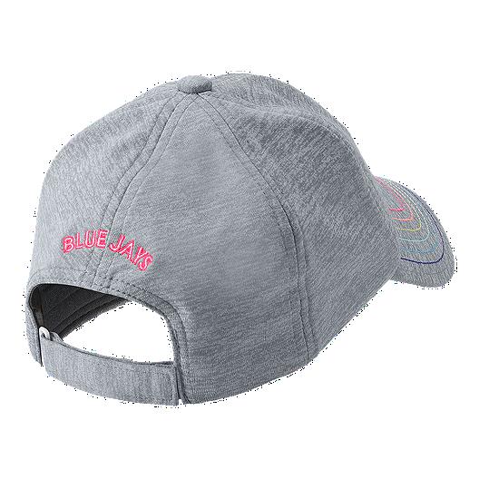 newest f0c62 40658 Toronto Blue Jays Under Armour Girls  Renegade Twist Hat
