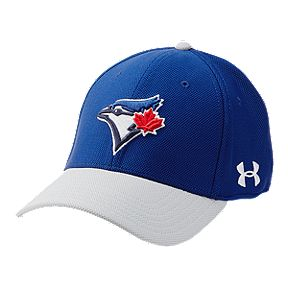 Toronto Blue Jays Under Armour Blitzing Hat 29bbe682ac29