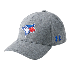 Toronto Blue Jays Under Armour Twist Closer Snapback Hat  10910901cc2