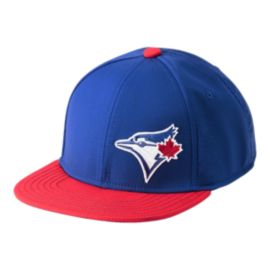 Toronto Blue Jays Under Armour Kids' Big Logo Snapback Hat