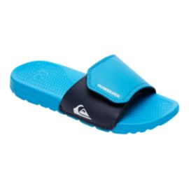 Quiksilver Kids' Shoreline SL Sandals - Blue/Navy