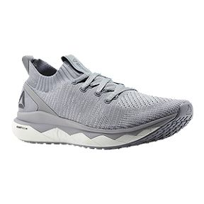 46762af1a0f Reebok Men s Floatride Run RS Ultraknit Running Shoes - Grey White