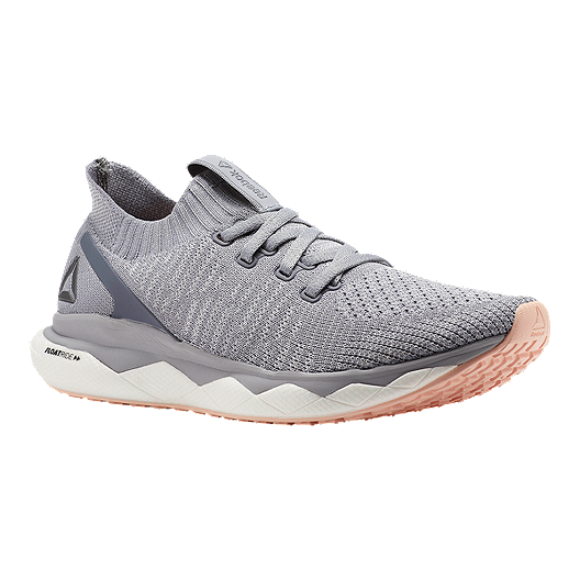 Reebok Women s Floatride Run RS Running Shoes - Grey  f25c8eb11
