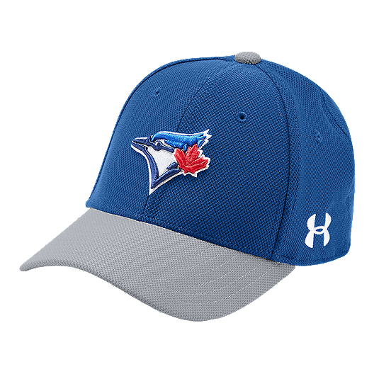 abb48241f20 Toronto Blue Jays Under Armour Kids  Blitzing Hat