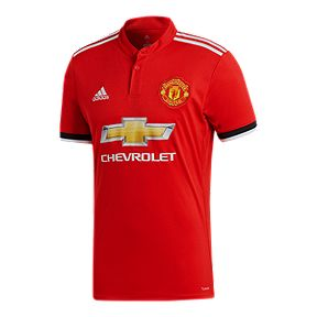 4cf467fcf Manchester United 2017 18 adidas Men s Home Jersey