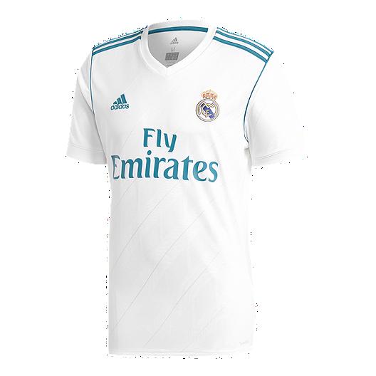 8d7237b22 Real Madrid 2017/18 adidas Men's Home Jersey | Sport Chek