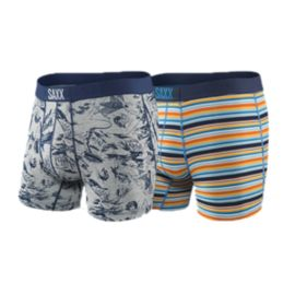Saxx Men's Vibe Boxer Modern Fit 2-Pack