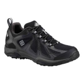 Columbia Women's PeakFreak XCRSN II Xcel Low Outdry Hiking Boots - Black/White