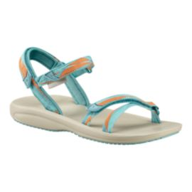 Columbia Women's Big Water Sandals - Iceberg/White